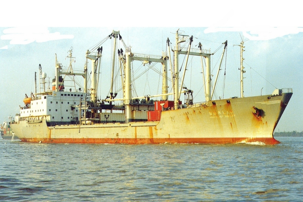 schiff arkona ddr